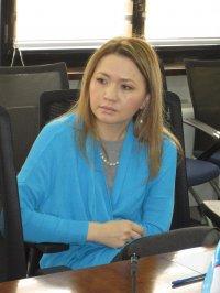 Гаухар Сыдыкова